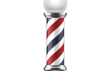 LEASE:  585 Square Foot Barber Shop - Decatur