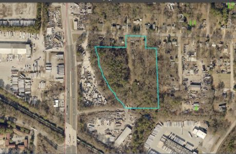 SALE: 8 +/- Acres -  Atlanta GA