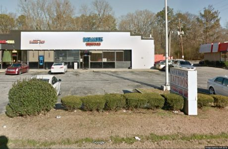 SALE: 5,300 Square Multi Tenant Retail - College Park